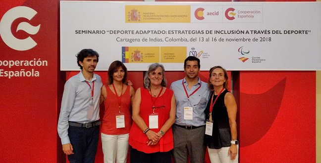 CSD arranges the Adapted Seminar of Sport: Inclusion Strategies through Sports